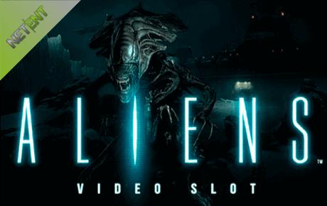 Aliens Kolikkopelit