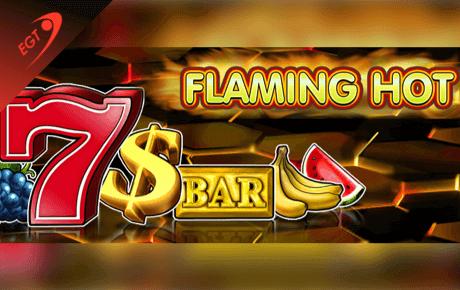 Flaming Hot Kolikkopelit
