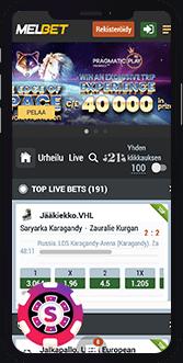 mel bet casino mobile
